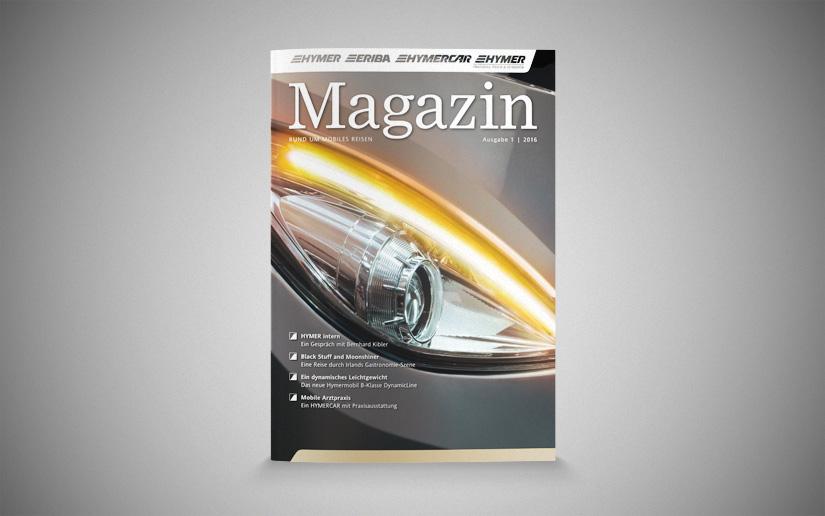 Hymer Magazin