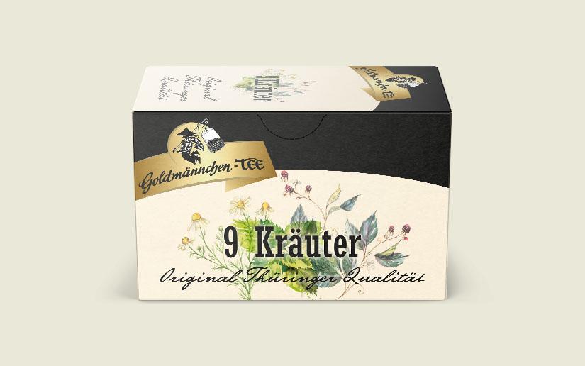 kgm bringt eine der beliebtesten deutschen Tee-Marken zum Strahlen