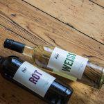 ROT und WEISS für den Getränke-fachgroßhandel Getränke Pohl