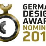 Und noch eine Design-Award-Nominierung!